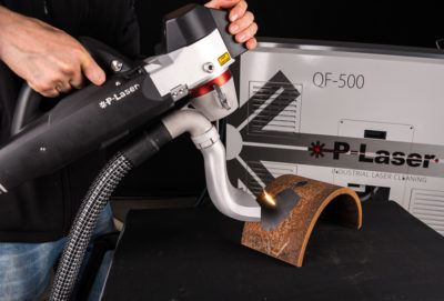 Laser Cleaning Services