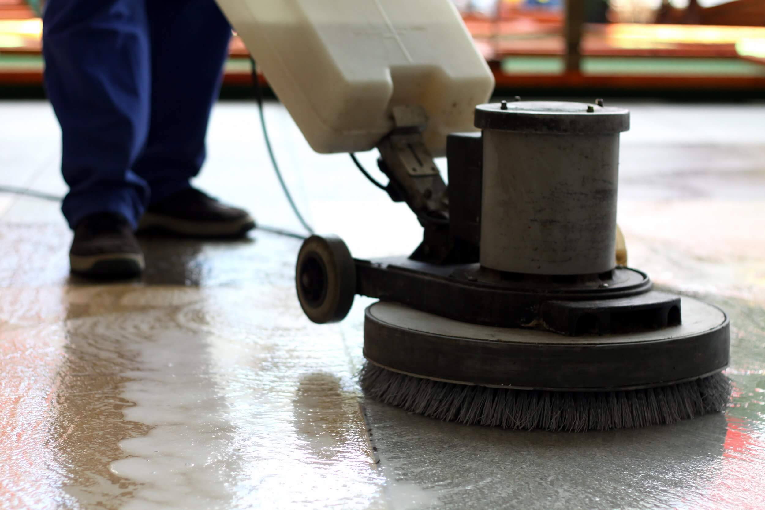Choose the company that offers eco-friendly and sustainable office cleaning services